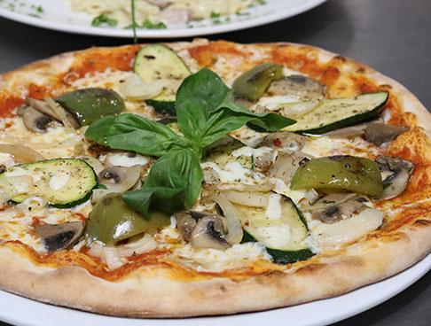 Pizza Vegetarianna